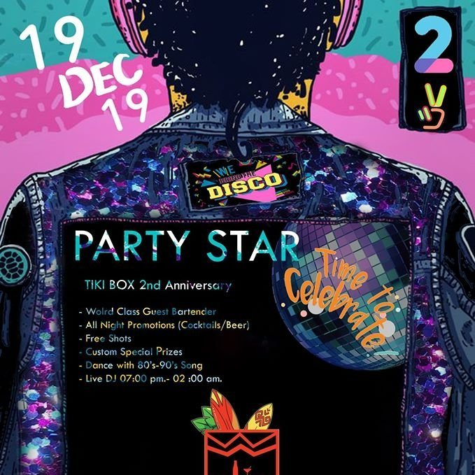 PartyStar Twogether Party