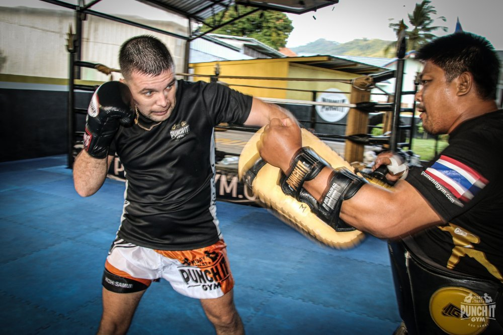 Train with the best trainers in Koh Samui