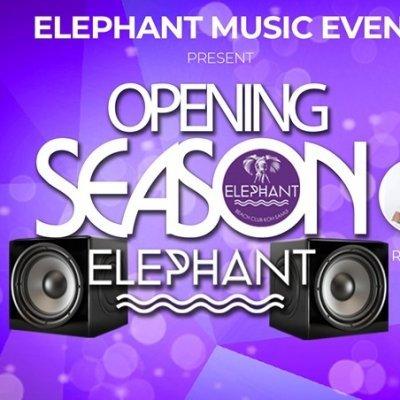 "Elephant Music Event present ""OPENING SEASON"""