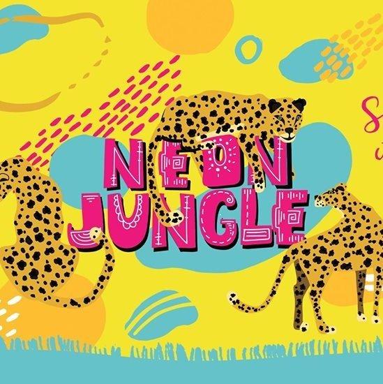 Neon Jungle - Amazing Sundays Brunch