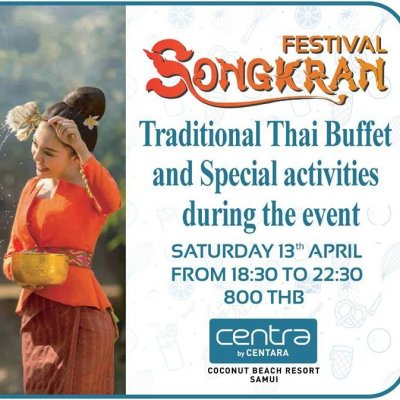 Songkran Celebrations