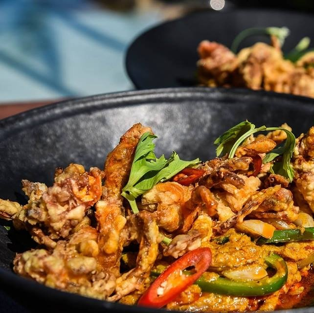 Chef Specialties: Soft Shell Crab