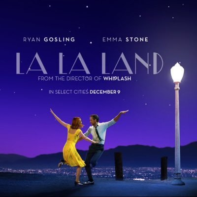 Cinema! LA LA LAND