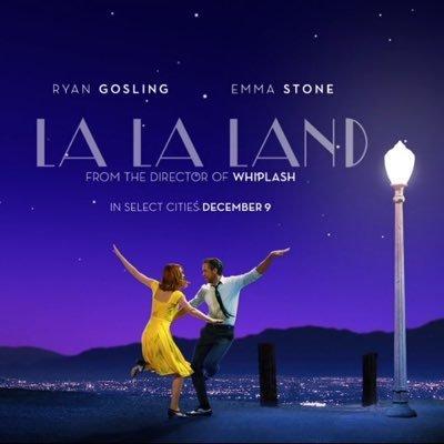 Cinema! LA LA LAND