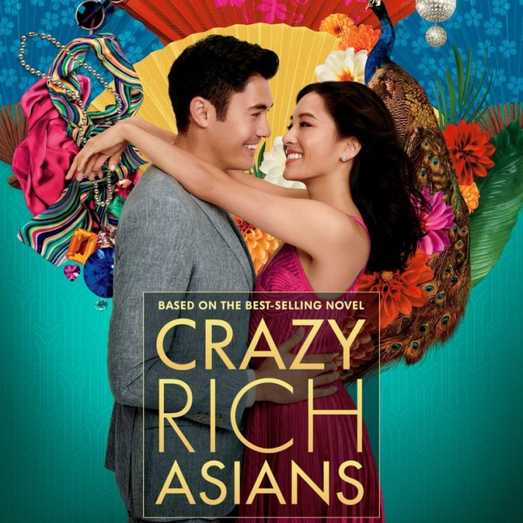 CINEMA. CRAZY RICH ASIANS