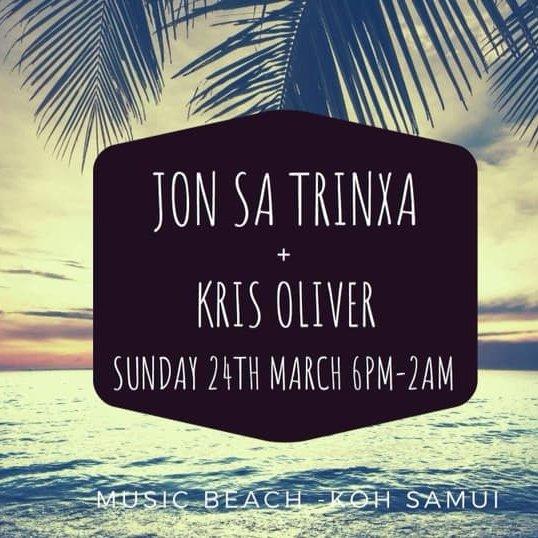 Jon Sa Trinxa + Kris Oliver