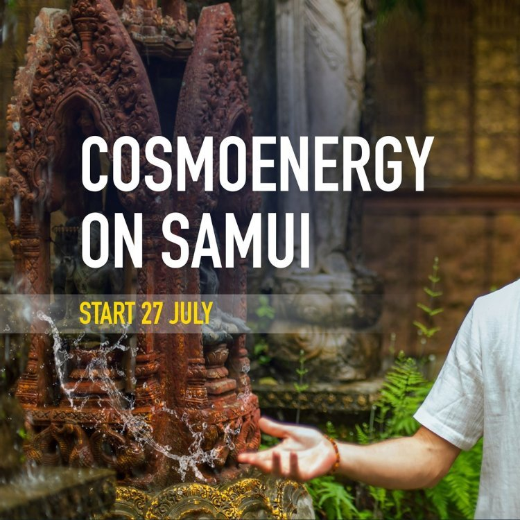 Cosmoenergy Workshop on SAMUI