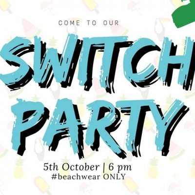 Switch Party at Mini Bar