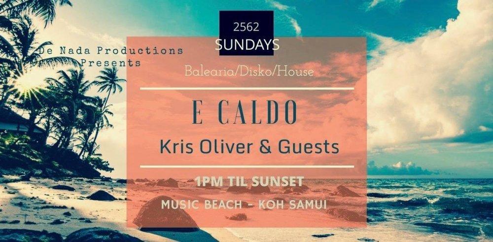 DJ Kris Oliver