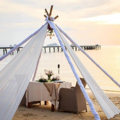 Dining Under The Stars This Valentine's Day