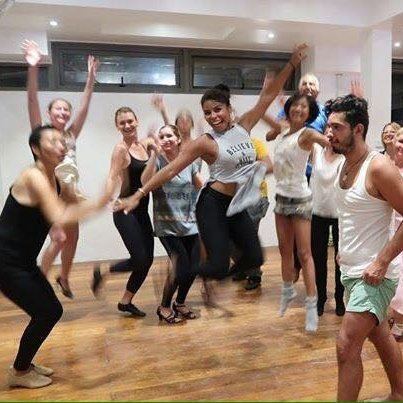 Bachata Dance lessons at Elysia Boutique Resort