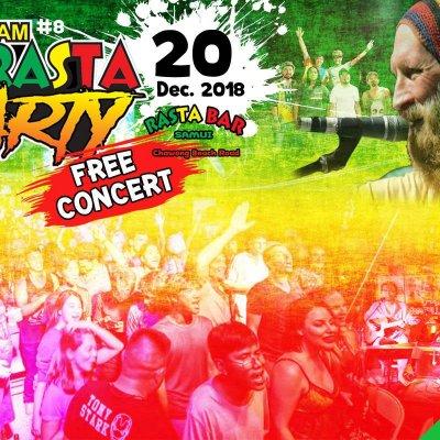 13 Kam RASTA Party #8