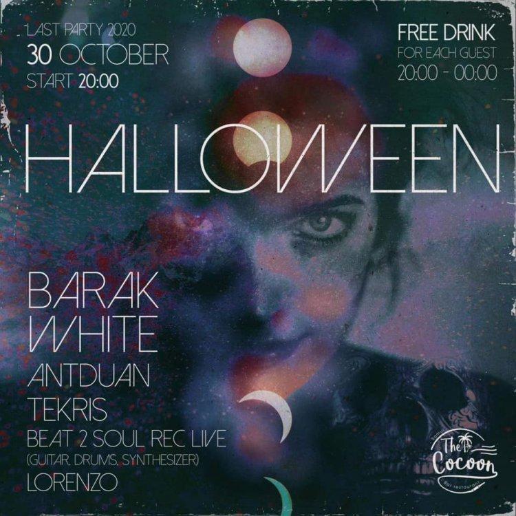HALLOWEEN PARTY | oct 30
