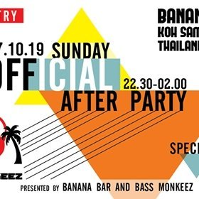 Monkey - Banana After Party