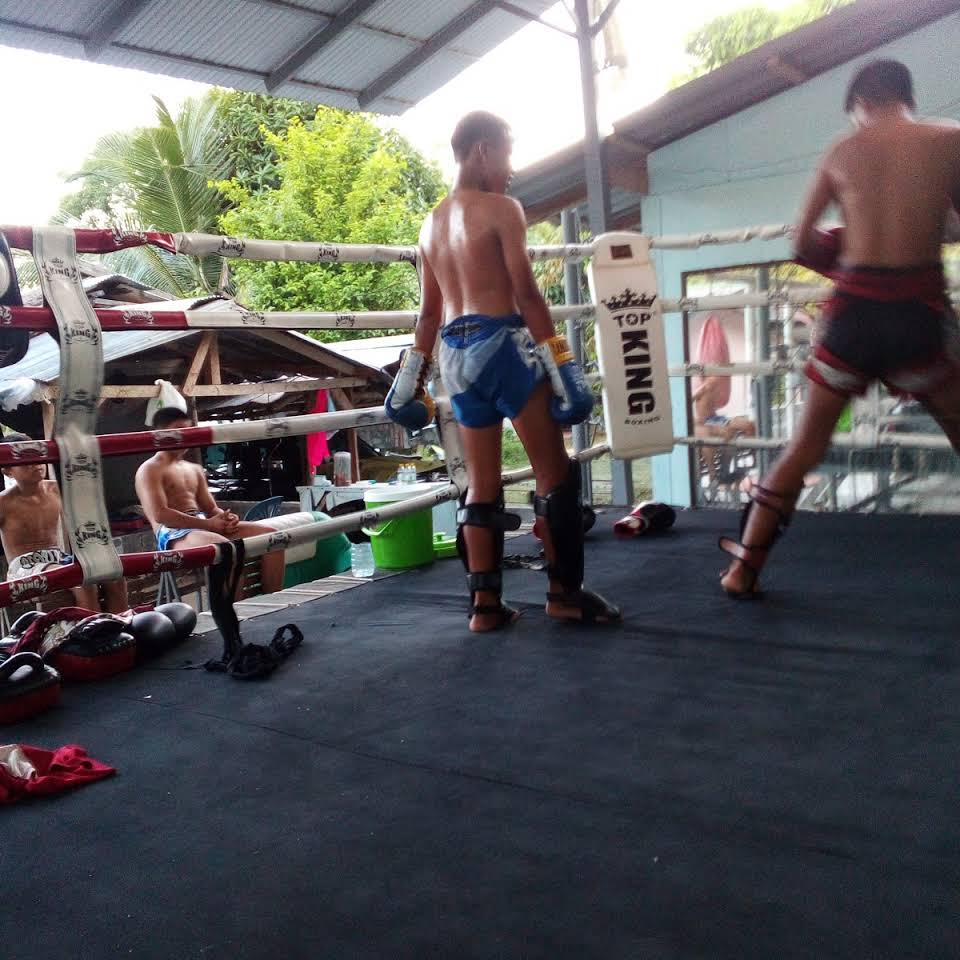 Make time for the Muay Thai Gym