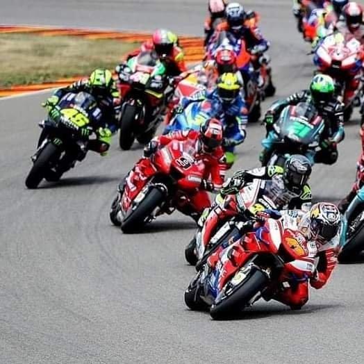 Grand Prix Of Europe motogp