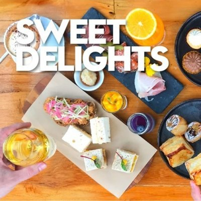 Sweet Delights: W T-Time Food on Stage at Woobar