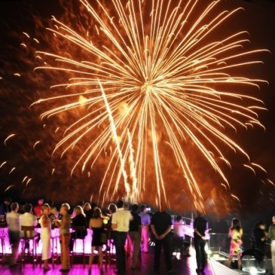 New Year's Eve Gala Dinner & Fire Work Show