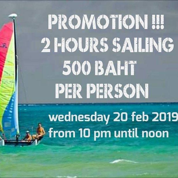 Wednesday Sailing Tour