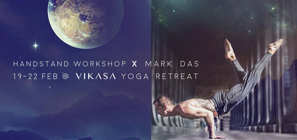 Workshop Series: The Art of Balance with Mark Das
