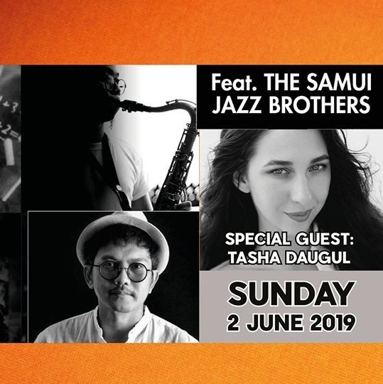SG Sunday Sessions presents: Funky Jazz & Soul Night
