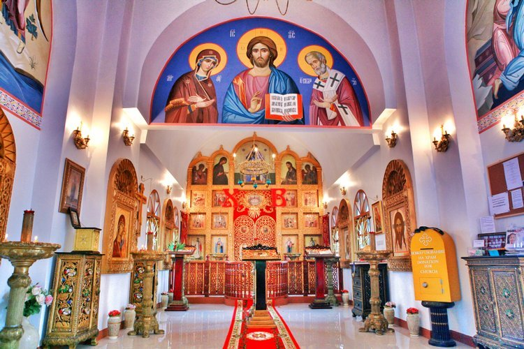Visit the Orthodox Church