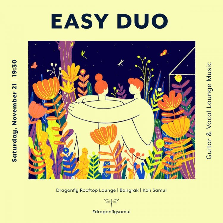 Easy Duo | Guitar & Vocal Lounge Music