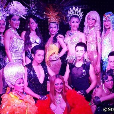 Watch a cabaret show