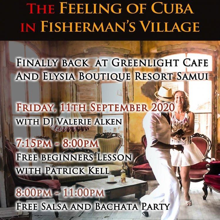 The Feeling of Cuba