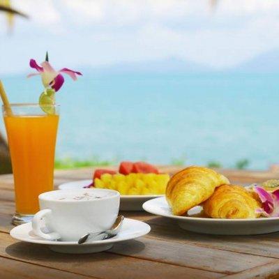 Sunrise Breakfast At Santiburi Koh Samui