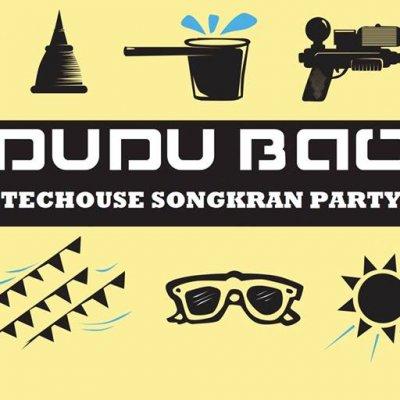 Techouse Songkran Party!