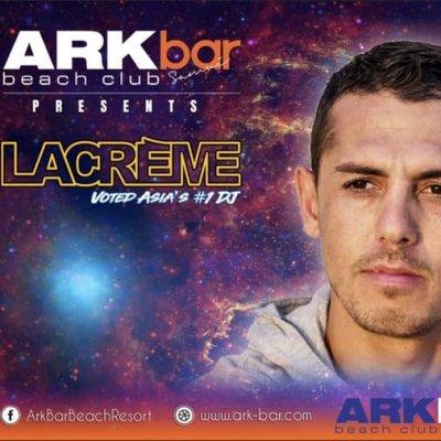 LaCreme @ ARKbar beach club