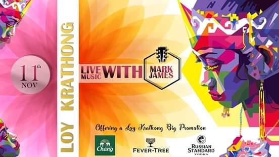 Loy Krathong Celebration