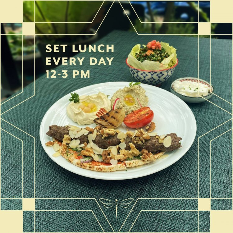 LUNCH SET PROMOTION❗❗❗