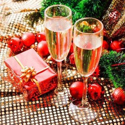 Christmas Eve Glitter Night