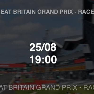 Moto GP - La course
