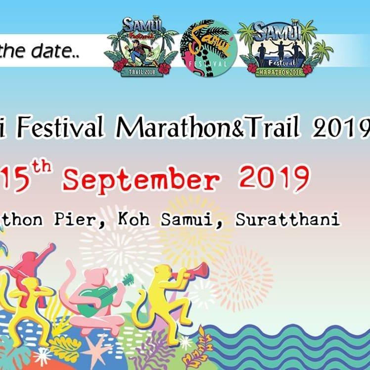 Samui Festival Marathon&Trail 2019