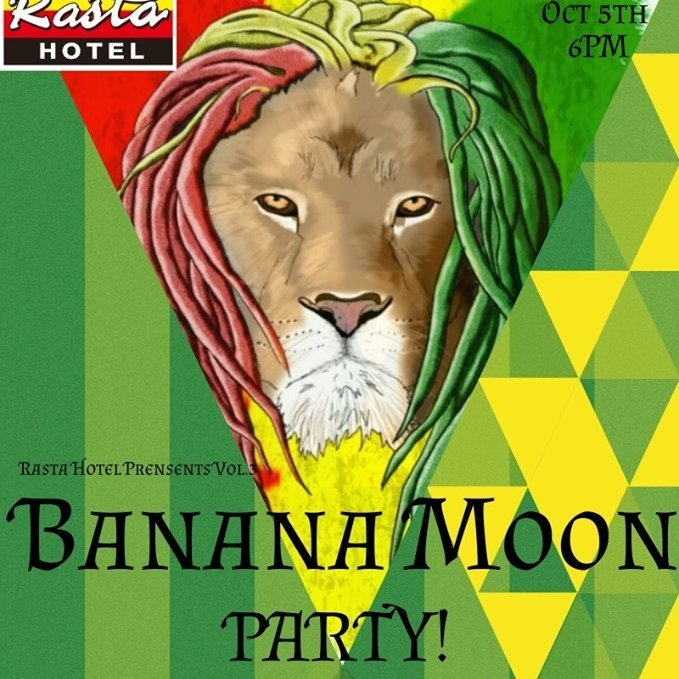 Banana Moon Party!