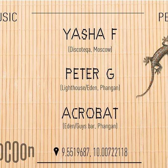 Valentine's day (Yasha F/ Peter G/ Acrobat)