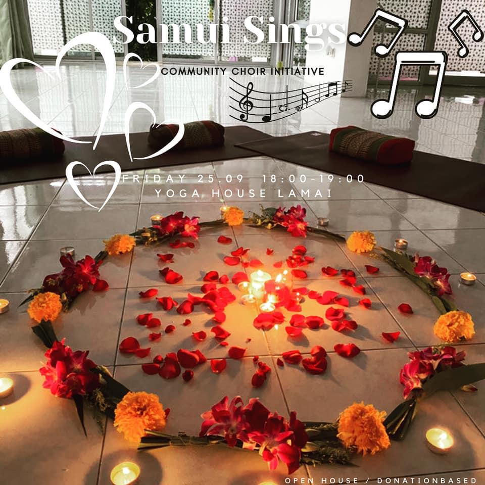 """Samui Sings"" - Community Choir Initiative"