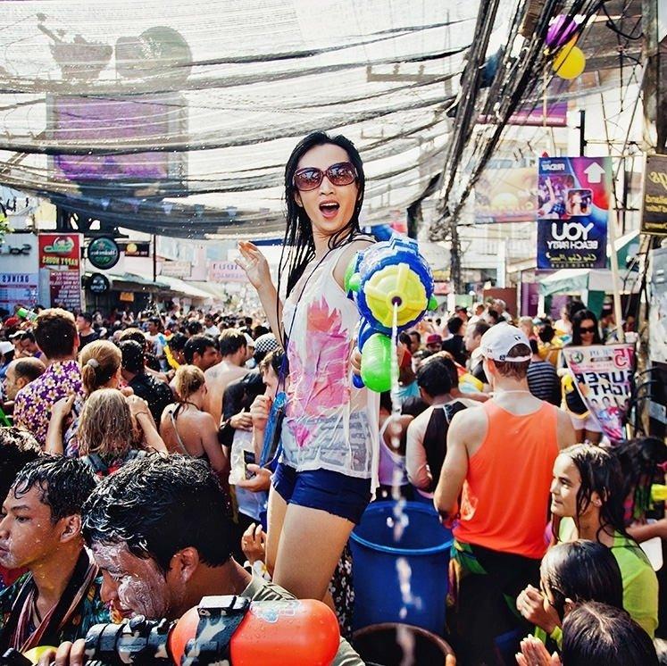 Songkran Street Fest 2019