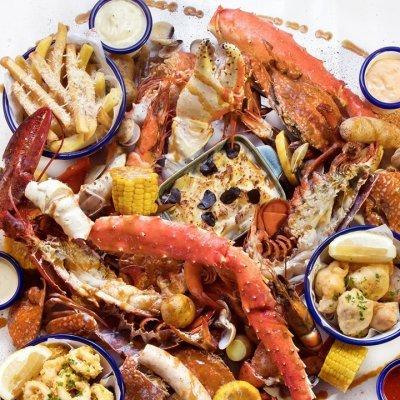 Crab Shack BBQ Seafood Feast