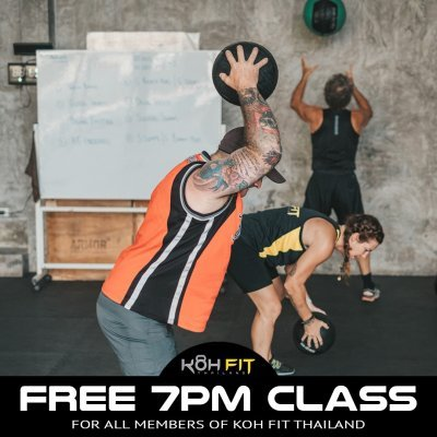 Free Tabata class
