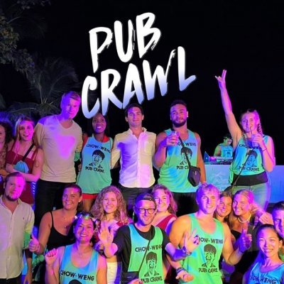 Koh Samui Pub Crawl!
