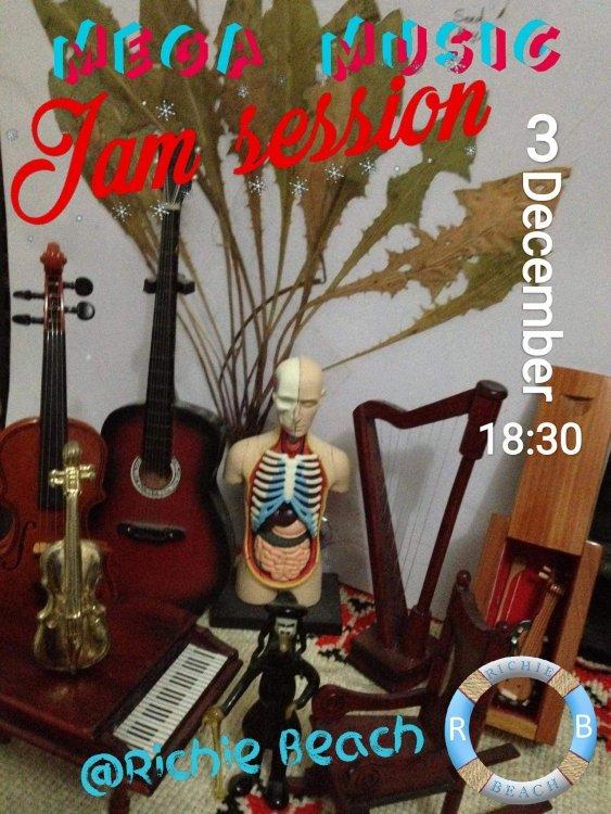 Mega Music jam session