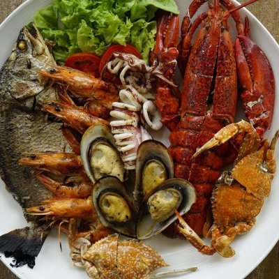 Seafood Mania
