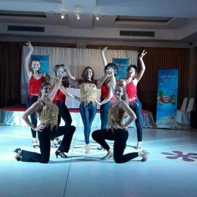 Ladiesstyling choreography class