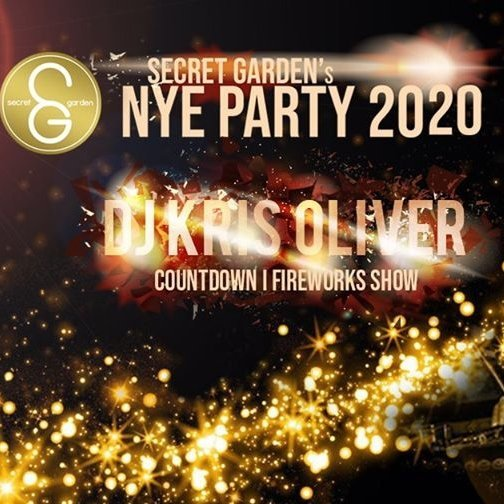 Secret Garden's NYE Party 2020