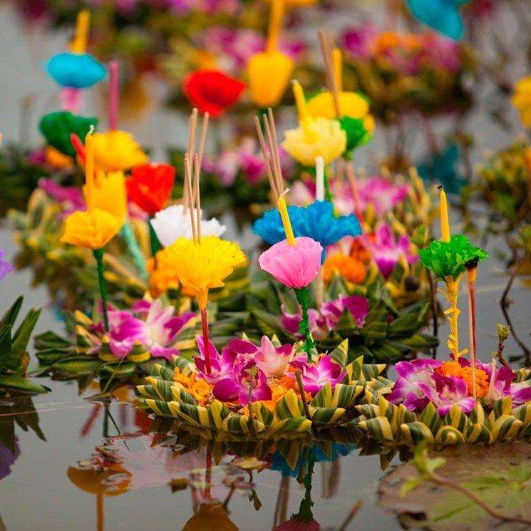 Loi (Invisible) Krathong Festival
