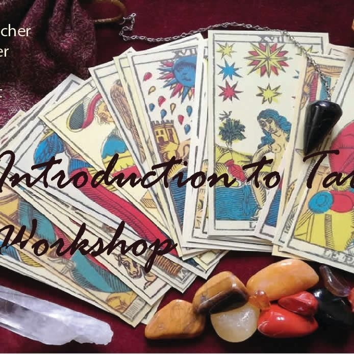 Introduction to Tarot & Oracle Card Reading
